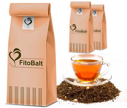 Fitobalt tea