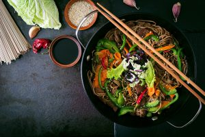 The Role of Dressings & Seasonings in Asian Cuisine