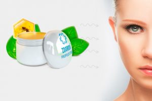 Zdorov Propolis Cream – Young With the Help of Propolis