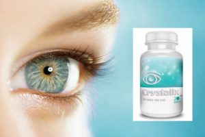 Crystalix – Innovative Eye Health Supplement With Beneficial Nutrients for Protecting Eyesight and Preventing Vision Damage