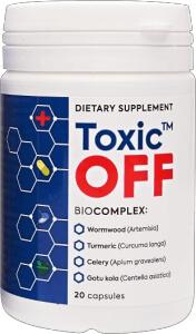 Toxic Off BioComplex capsules Review
